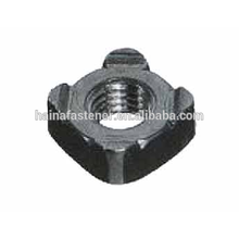 steel DIN928 Square Weld Nut, DIN928 weld nut from jiaxing supplier