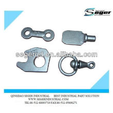 Custom forged steel part