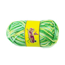 Hand acrylic knitted yarn, various colors are available