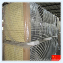 China Sound-Insulated Fireproof Rigid PU Sandwich Panel