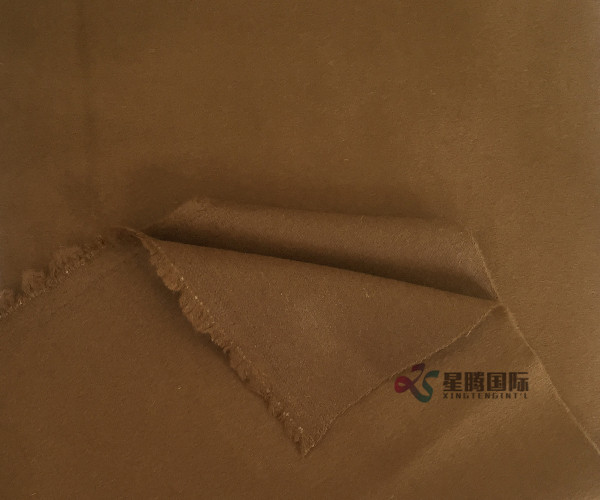 Fashionable Wool Blended Fabric