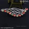 Broche en strass pour faire-part de mariage avec des cristaux Swarovski, broche Element