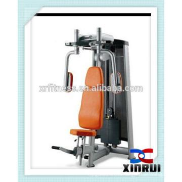 Gym equipment/Gym trainer type seated chest press machine XH27