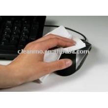 Чистка компьютеров с спиртовые салфетки