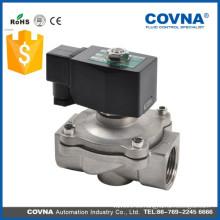 Estilo de solenoide de la válvula de agua eléctrica COVNA