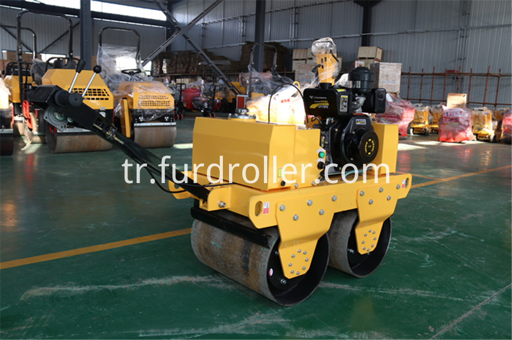 FYL-S600C Small Road Roller