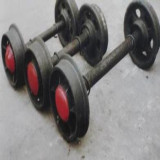 Right wheels/fixed coal mining wheel sets from factory