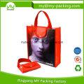 Wiederverwendbare Portable Fold Shopping Werbetasche