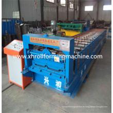 Máquina formadora de paneles para techos