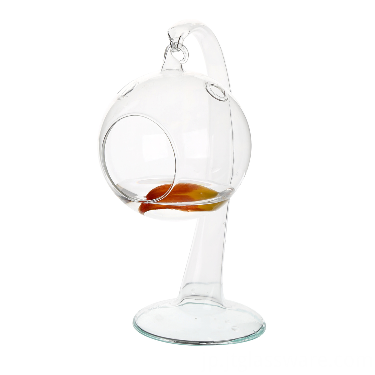 Modern Gift Glass Orb Planters Terrarium Hanging Candle Holder (8)