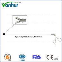 Instruments chirurgicaux Urologie Force de corps étrangère rigide