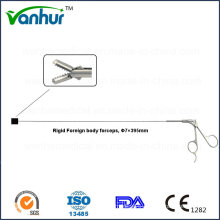 Surgical Instruments Urology Rigid Foreign Body Forceps