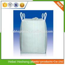 Recipiente flexível de polipropileno China 1 tonelada saco enorme