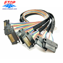 Customzied Flat Ribbon Cable Assy for Game Machine