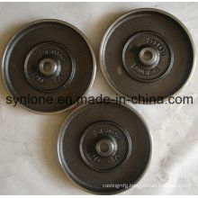 OEM Customized Precision Steel Casting Parts Via Drawing