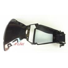 Cubierta de la entrada de aire de la fibra del carbón de la motocicleta para Kawasaki Zx10r 2016