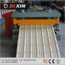 Machine de formage de rouleaux de feuille de toiture Dx