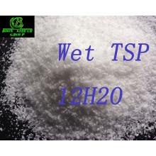 12 H2O TSP 98% min Dodécahydrate de phosphate de trisodium pour fixateur de couleur