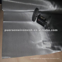 300mesh aço inoxidável fio de malha 304/316 (tela de filtro) de fabricação