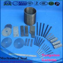 Sinterización, forjado y mecanizado de carburo de tungsteno