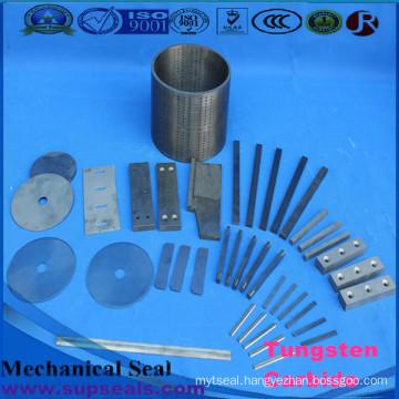 Sintering, Forging and Machining Tungsten Carbide