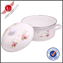 Kitchenware Enamel Cookware Sauce Pot