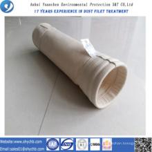 Bolsa de filtro Nomex a prueba de agua y aceite para bolsa de recogida de polvo