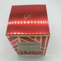 Vente chaude papier carton carton boîte à bijoux