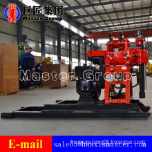 Hz-130yy portable hydraulic well drill oil pressure automatic feed efficiency is high