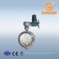 electric drive butterfly valve 10 lug dn250 ansi 150 butterfly valve 300mm