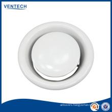 disc valve diffuser