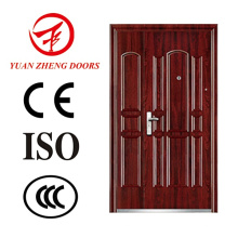 Sliding Double Steel Door