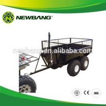 Remolque ATV de múltiples usos KD-T17B (4 ruedas)