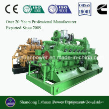 CHP Natural Gas and LPG CNG LNG Generator for Electricty Power Plant Genset 10kw to 600kw