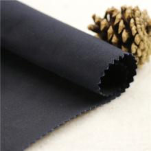 32x32 + 40D / 182x74 200gsm 142cm marinha Cintura de estiramento de algodão duplo 2 / 2S tecido de calção stretch tecido azul escuro