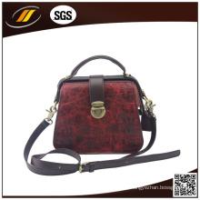 Bester verkaufender echtes Leder-Handtaschen-Großhändler