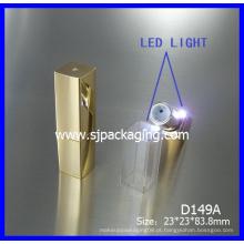 2014 novo produto LED neon batom isqueiro tubo