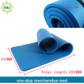 Extra thick foldable yoga mat