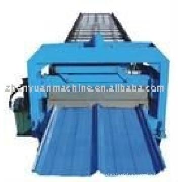 Совместная скрытая рулонная машина для панели крыши