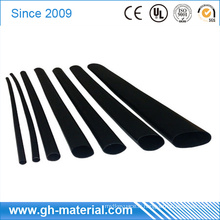 Tuyauterie en caoutchouc de rétrécissement de la chaleur de silicone de kit d'intérieur d'équipement électrique industriel