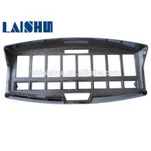 De alta calidad de fundición de aluminio marcos de aluminio titular