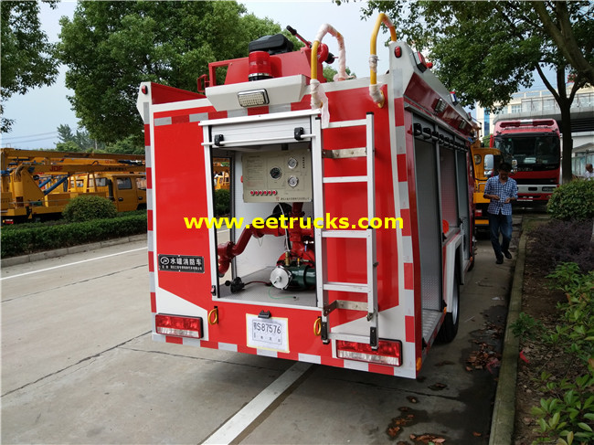 Special Fire Truck