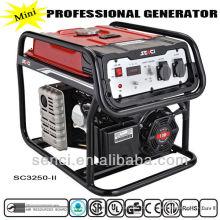 Utilizador doméstico Senci 3250-II 60 HZ Mini Generator
