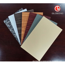 Insulated Decorative Board for Curtain Wall (AEP-004)