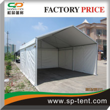 Branded advertising outdoor promotion marquee tent 5x9m or bigger sizes for car parking