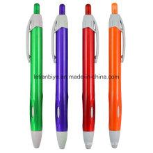 Tranparent-Plastikstift, Förderung-Kugelschreiber (LT-C728)