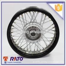 Para FT180 e FT200 dupla roda de motocicleta de 17 polegadas