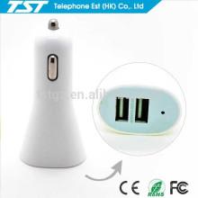 Hersteller Großhandel Universal USB Auto Ladegerät 2 Port für Handy