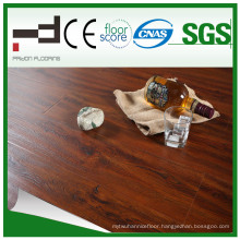12mm V-Buckle Hand-Scraped Classical HDF Laminared Flooring