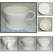 2013 nuevo filtro de café de cerámica de 4.29inch para BS130301A
